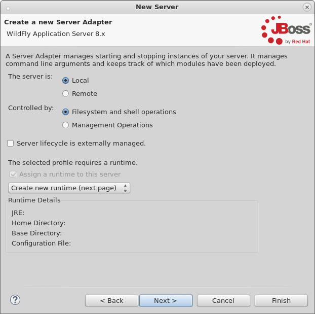 JBoss Tools - Docker and WildFly Part 1 - Deployment via