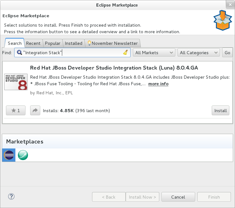 ECLIPSE TOOLS TÉLÉCHARGER JBOSS
