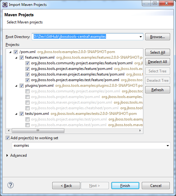 JBoss Tools - Posts tagged with 'maven'