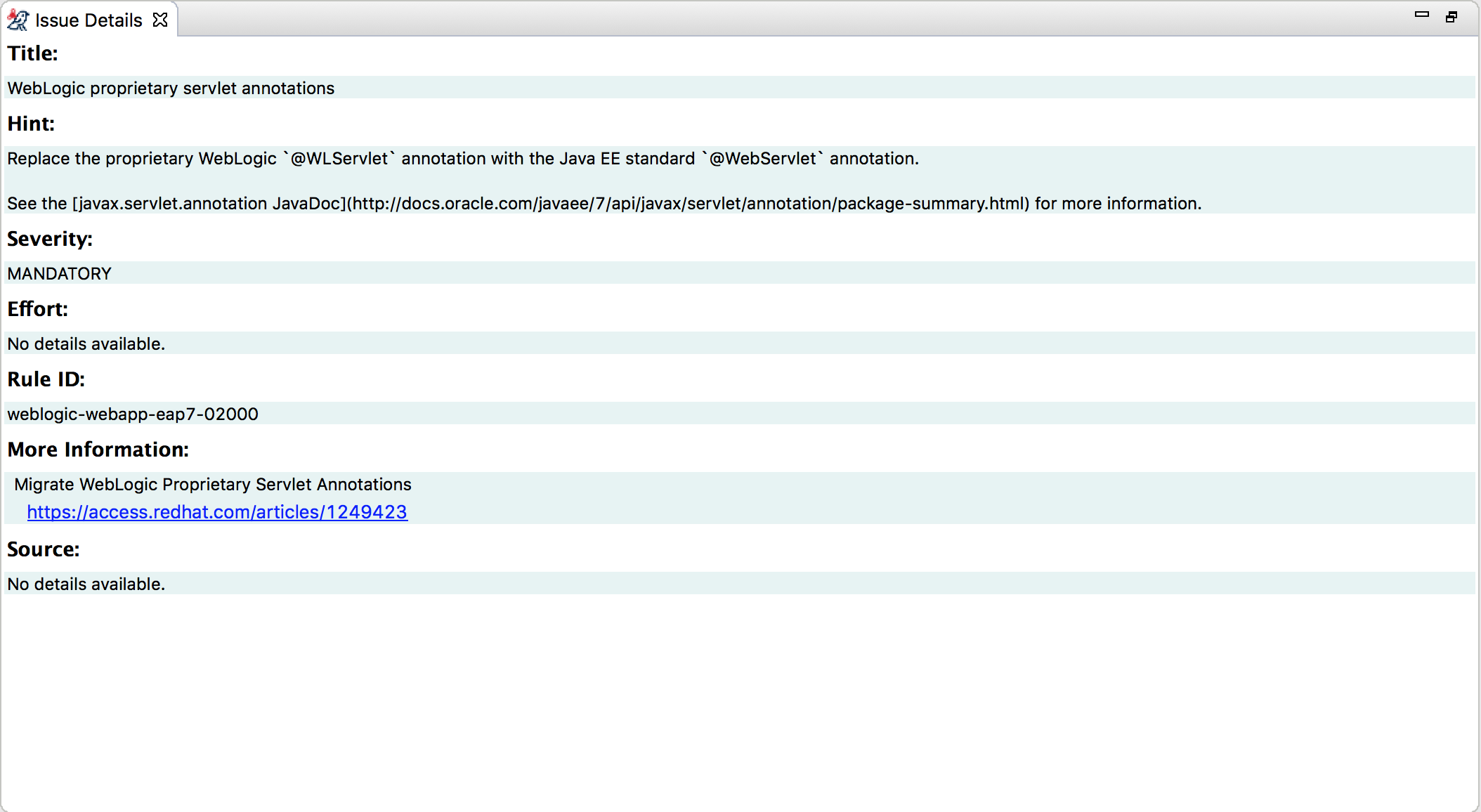 JBoss Tools - Windup Eclipse Plugin has been released!