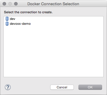 Docker Machine Support