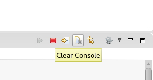 clearconsole